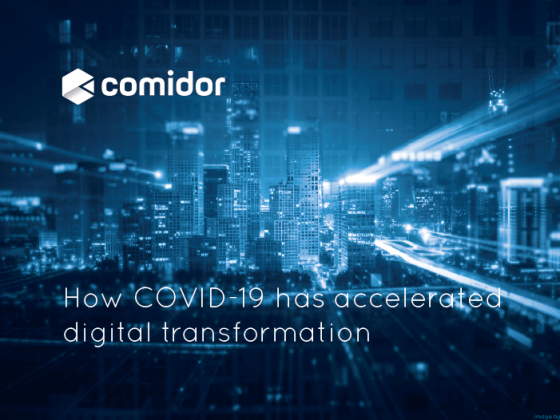 How-COVID-19-has-accelerated-digital-transformation | Comidor Digital Automation Platform