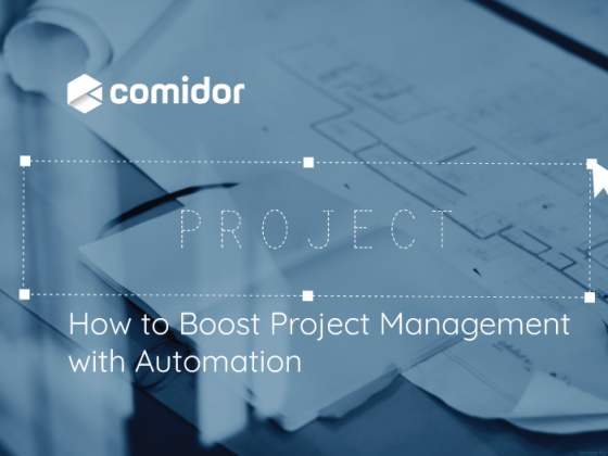 How-to-Boost-Project-Management-with-Automation | Comidor Digital Automation Platform