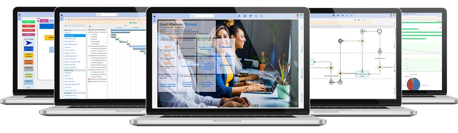 Explore Comidor Platform | Comidor Digital Automation Platform